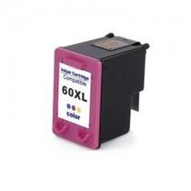 Cartucho Compatível Com Hp 60xl Color F4280 F4480 C4680 D110