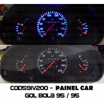 Kit Translúcido P/ Painel - Cod591v200 - Gol Bola 95 / 96