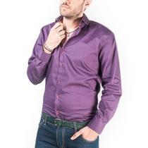 Camisa Para Hombre Massimo   Slim Fit   Fiore