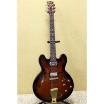 Great Guitarra Semi Acústica Gh-506 Br Walnut Troca Violão