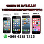 Pantalla De Iphone 4,4s,5,5c,5s Instalada (leer Descripcion)