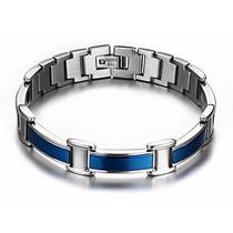 Pulsera Azul Terapia Magnética