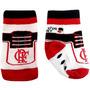 Meia Tênis Unissex Flamengo Reve Dor