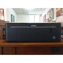 Multifuncional Epson L200 Impresora, Escaner Y Fotocopiadora