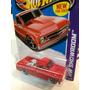 Hot Wheels 2013 67 Chevy C10 Hot Trucks Camioneta Chevrolet