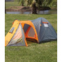 Carpa Iglu 4 Pers C/ Amplio Abside Extension Comedor Camping