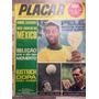 Revista Placar Nº1 (editora Abril) Com Pôster