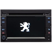 Central Multimídia Peugeot 307 Original Tv, Gps, Câmera