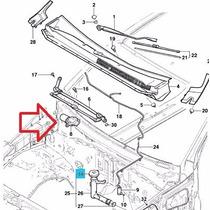 Motor Limpador Do Parabrisa Nova S10 E Trailblazer Original