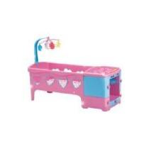 Berço Doçe Sonho Rosa Magic Toys