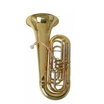 Tuba Roy Benson Con Estuche Tb-312 Cuerpo De Latón