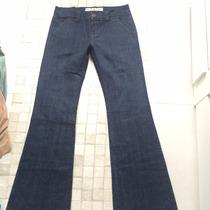 Daslu Nova Calça Jeans Com Stretch Modelo Mais Amplo 42
