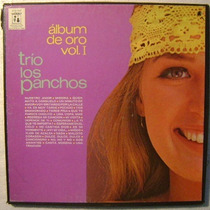 Trio Los Panchos Album De 3 Discos Lp Vinilo