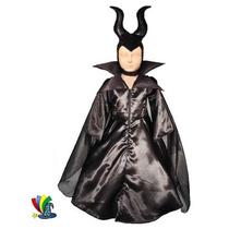Disfraz Malefica Niña Halloween