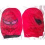 Mascaras Disfraz Hombre Araña Niños 1 Docena X 36 Soles B30