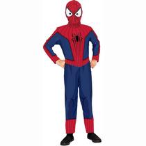 Fantasia O Espetacular Homem Aranha 2 Longa - Rubies Tam P