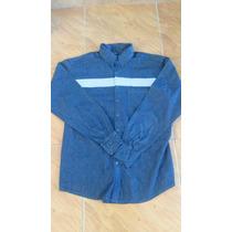 Camisas Obrero Chambray Cortas Y Largas