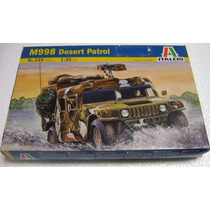Hummer 998 Desert Patrol Escala 1/35 Italeri Nuevo!!