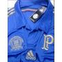 Camisa Palmeiras Centenário Oficial Azul 2016 Nova