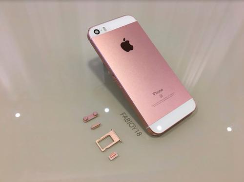 carca a iphone 5se se rose gold bot es adesivo bateria r 149 00 em mercado livre. Black Bedroom Furniture Sets. Home Design Ideas