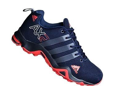 zapatilla adidas ax2 azul