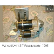 Audi Passat Motor De Arranque Marcha
