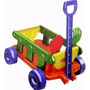 Carro Arrastre Wagon Con Pala Y Rastrillo Rondi Transporte