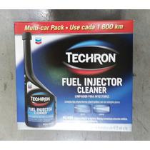 Chevron Limpiador Para Inyectores 6 Botellas De 472 Ml C/u