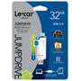 Pendrive Lexar 32 Gb Usb 3.0+ 2.0+otg+ Android + Celulares