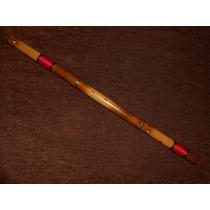 Flauta Transversal Bansuri Indiana B Grave - Sopro Nativo