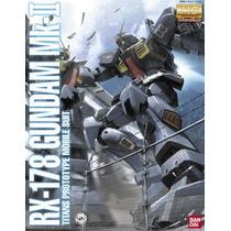 1/100 Mg Ban-dai Rx-178 Gundam Mk-ii Titans Ver. 2.0 Titans