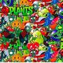 Animado - D05 - Plants vs Zombies - Ancho: 1m