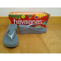 Havaianas High Fashion ( Las Taconas) Originales