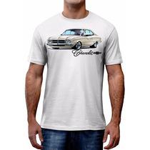 Camiseta Opala 78 Carro Antigo Automotiva Chevrolet