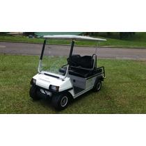 Carrinho De Golfe Elétrico Club Car