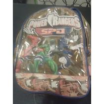Mochila Power Rangers