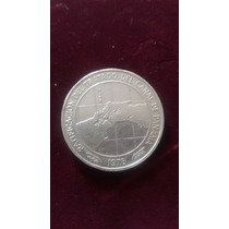 Moneda 10 Balboas Panamá 1978