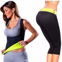 Musculosa Sin Busto Neotex + Calza Reductora Thermo