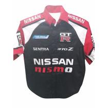 Camisa De Escuderia, Nascar, Carreras, F1, Automovilismo