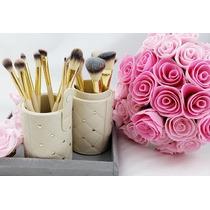 Bh Cosmetics Kit 12 Pincéis Studded Couture