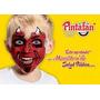 Set Kit X 12 Maquillaje Artistico Pintafan X 9,2grs