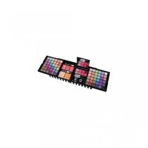 Estojo De Maquiagem Completo Macrilan Cr9060 Com Sombras 3d
