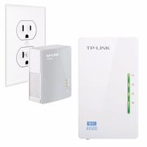 Kit Powerline Wifi Tl-wpa4220 +tl-pa4010 (starter Kit)