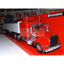 1:32 Kenworth W900 1979 C Gondola De Granos New Ray Trailer