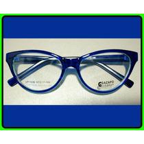 Armazones, Gafas, Marcos, Lentes Pinup Retro Vintage Azul