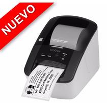 Impresora Termica Etiquetadora Brother Ql-700 Codigo Barras