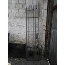 Porta Portão Social Grade Lança Alt E.2.20 Larg 0.52 Cm