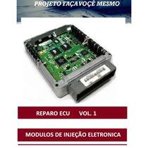 Curso Reparo Central De Injeção Eletrônica Ecu - Volume 1