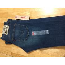 Pantalon Levis 511 Azul Rey Claro
