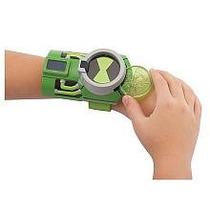 Juguete Reloj Ben 10 Superomnitrix Verde